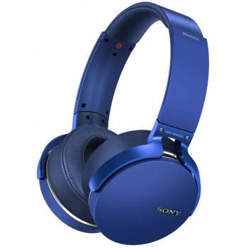 Беспроводные наушники Sony MDRXB950B1LC Blue