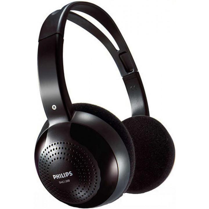Беспроводные наушники Philips SHC1300/10 Black