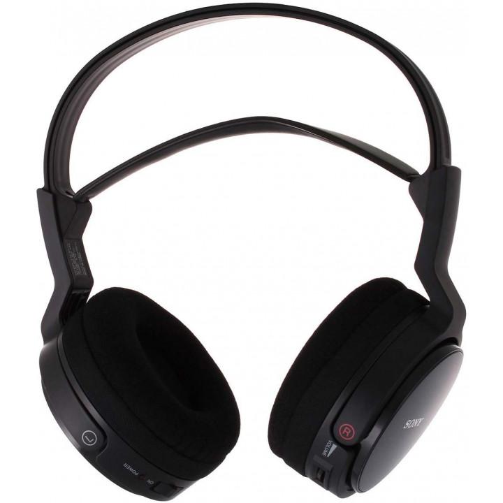 Беспроводные наушники Sony MDR-RF811 Black