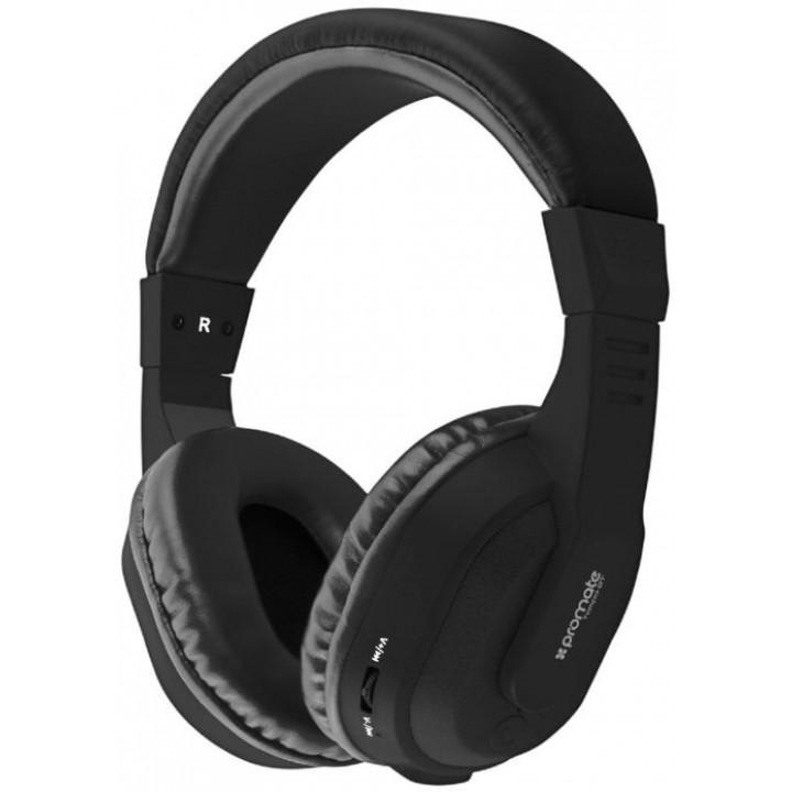 Беспроводные наушники Promate Tempo-BT Black