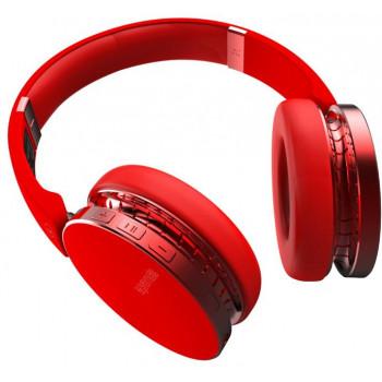 Беспроводные наушники Promate Waves Red