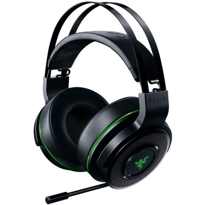 Игровые наушники Razer Thresher Ultimate for Xbox One Green/Black