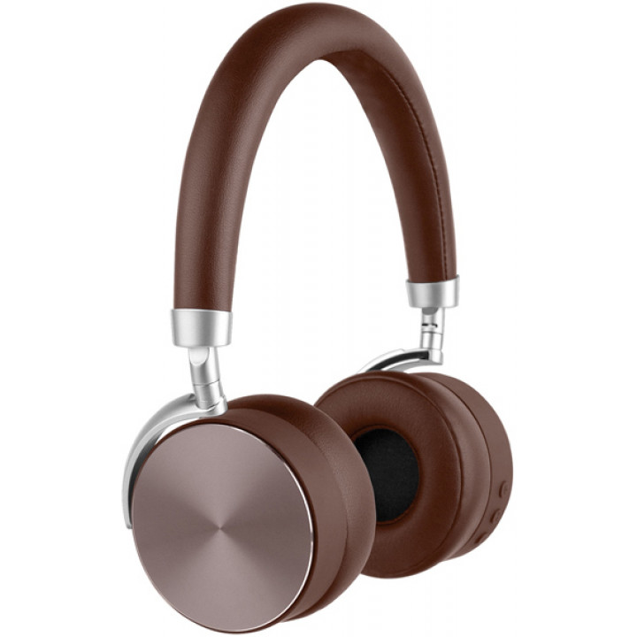 Беспроводные наушники Rombica Mysound BH-12 Brown