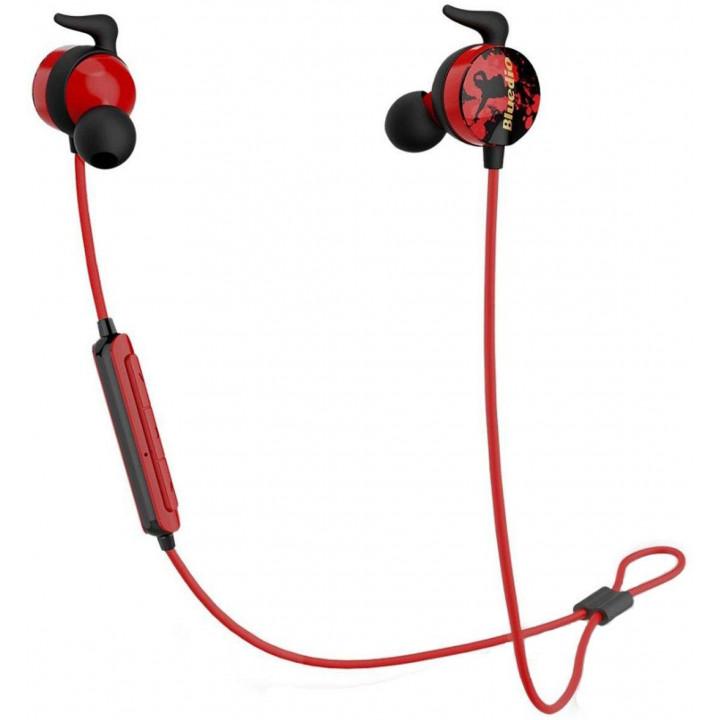 Беспроводные наушники Bluedio Al Black/Red