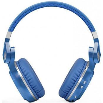 Беспроводные наушники Bluedio T2+ Blue