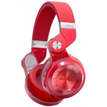 Беспроводные наушники Bluedio T2+ Red