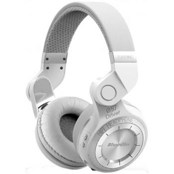 Беспроводные наушники Bluedio T2+ White