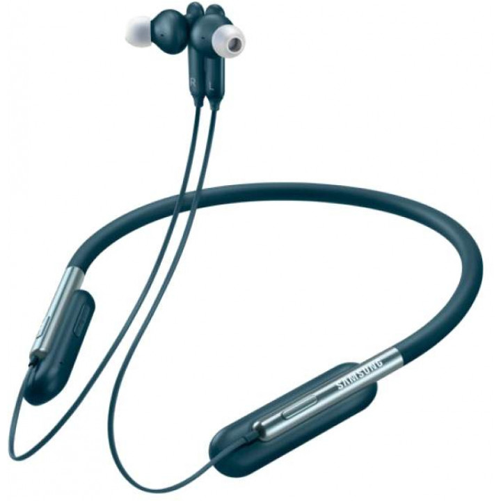 Беспроводные наушники Samsung U Flex Headphones Blue