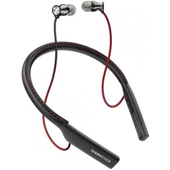 Беспроводные наушники Sennheiser M2 IEBT Bl Black/Red