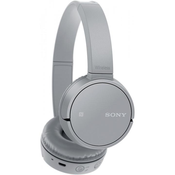 Беспроводные наушники Sony WH-CH500 Grey