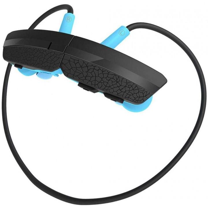Беспроводные наушники Microlab T967BT Black/Blue