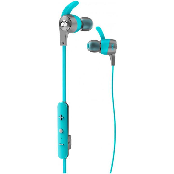 Беспроводные наушники Monster iSport Strive In-ear Headphones Blue