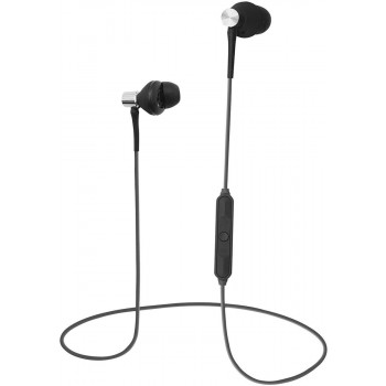 Беспроводные наушники Qumo Freedom Style Mini Grey/Black