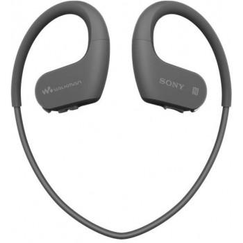 Наушники - Плеер Sony NW-WS623/BM Черный