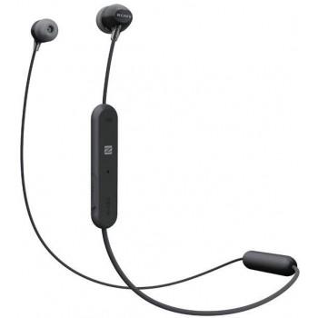 Беспроводные наушники Sony WI-C300 Black