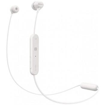 Беспроводные наушники Sony WI-C300 White