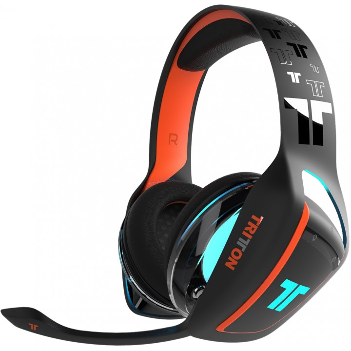 Игровые наушники Tritton ARK ARK 100 PS4 Orange/Black