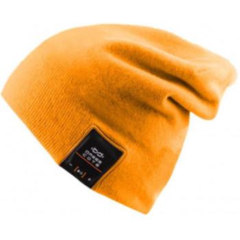 Шапка с беспроводными наушниками Dress Cote HATSONIC Orange