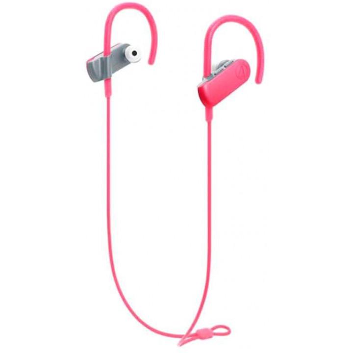 Беспроводные наушники Audio-Technica ATH-SPORT50 Pink