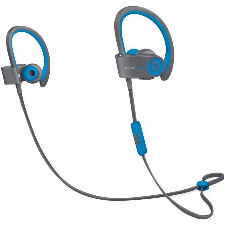 Беспроводные наушники Beats Powerbeats 2 Wireless Flash Blue