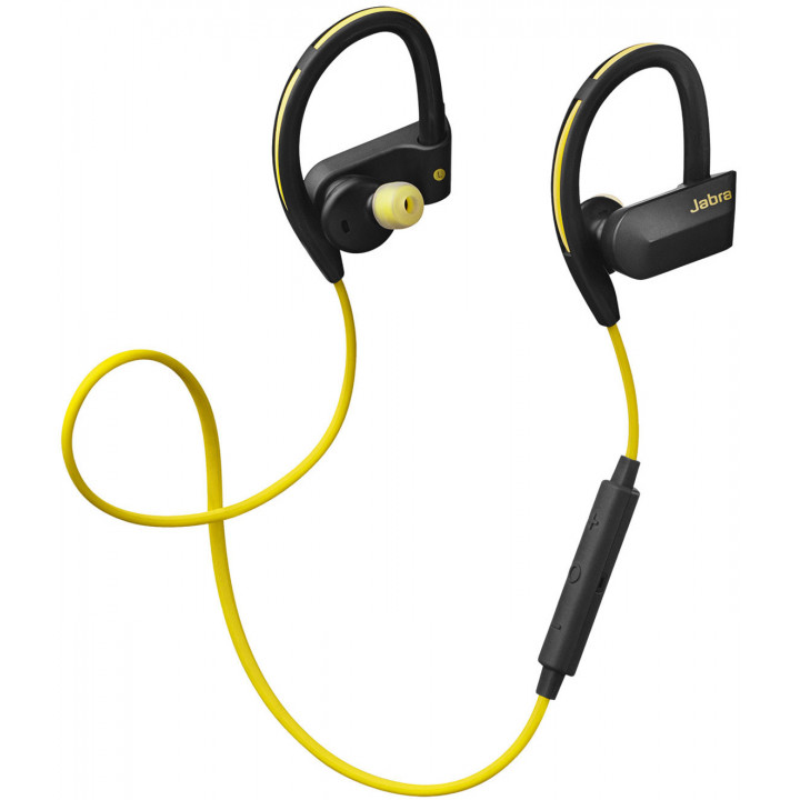 Беспроводные наушники Jabra Sport Pace Yellow