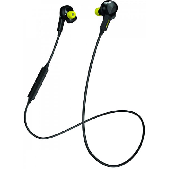 Беспроводные наушники Jabra Sport Pulse Wireless Black