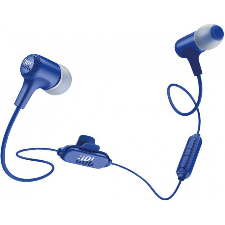 Беспроводные наушники JBL E25BT Blue