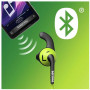 Беспроводные наушники Philips ActionFit RunFree Green/Black