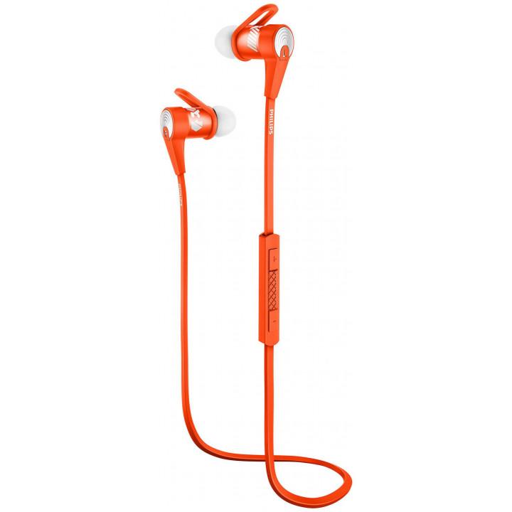 Беспроводные наушники Philips SHQ7300OR/00 Orange