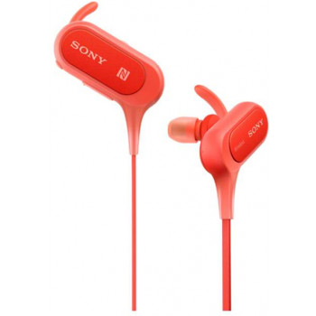 Беспроводные наушники Sony MDR-XB50 Red