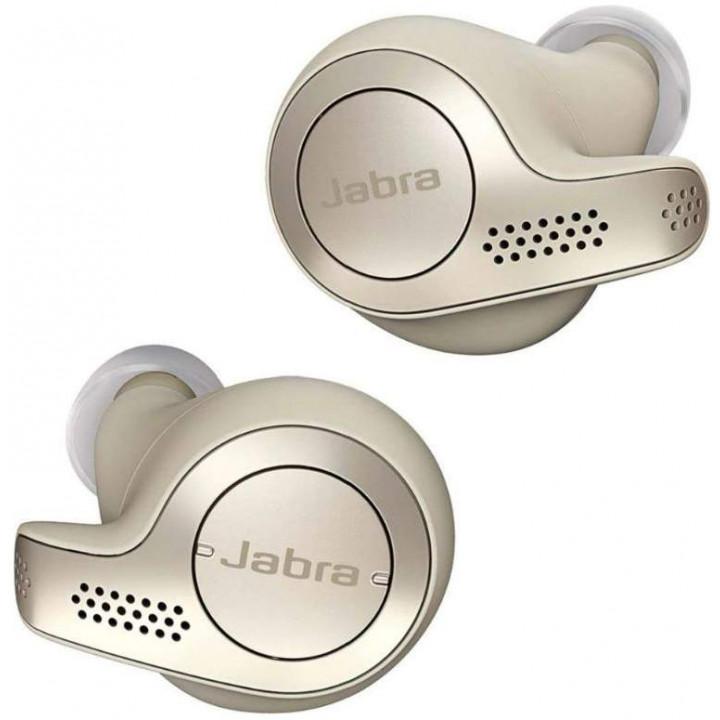 Беспроводные наушники Jabra Elite 65T Gold