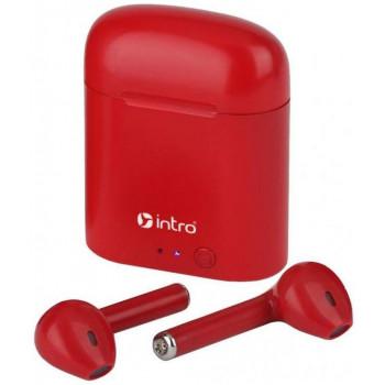 Беспроводные наушники Incar (Intro) BI990 Red