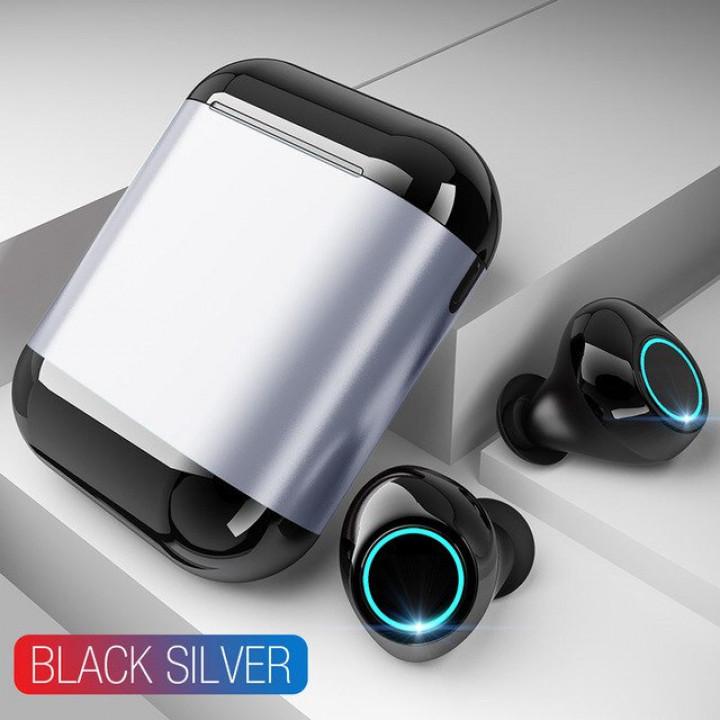 Беспроводные наушники S7 Silver