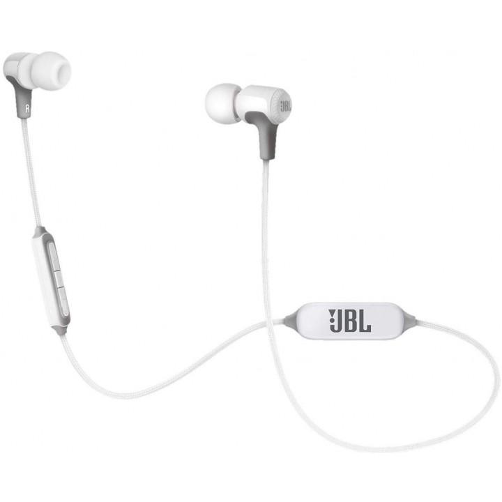 Беспроводные наушники JBL E25 White
