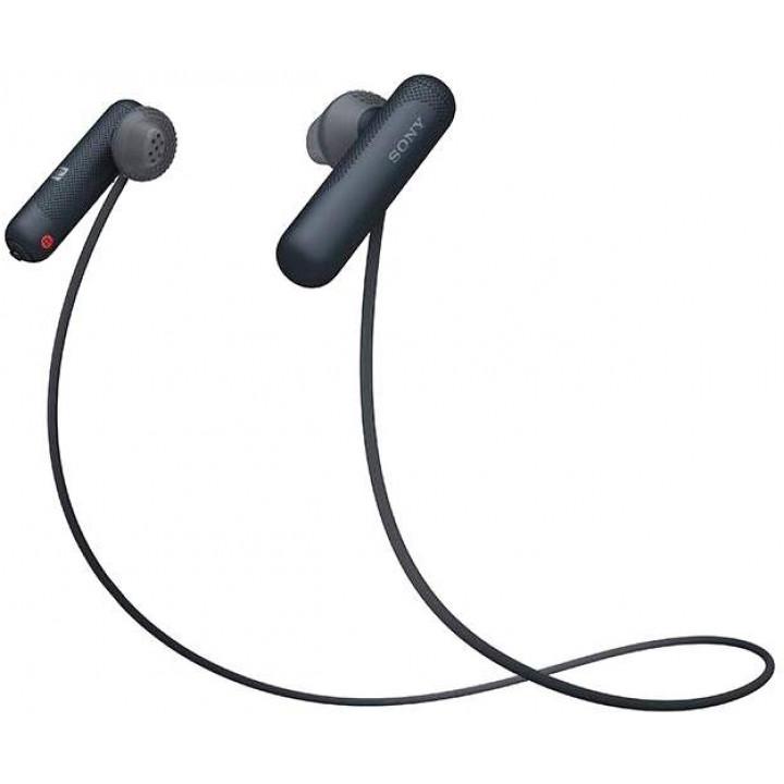 Беспроводные наушники Sony WI-SP500 Grey